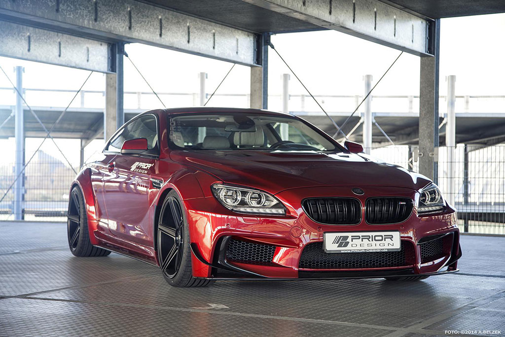 Prior Bmw 6 Series Coupe Wide Bodykit Photo 25 13891