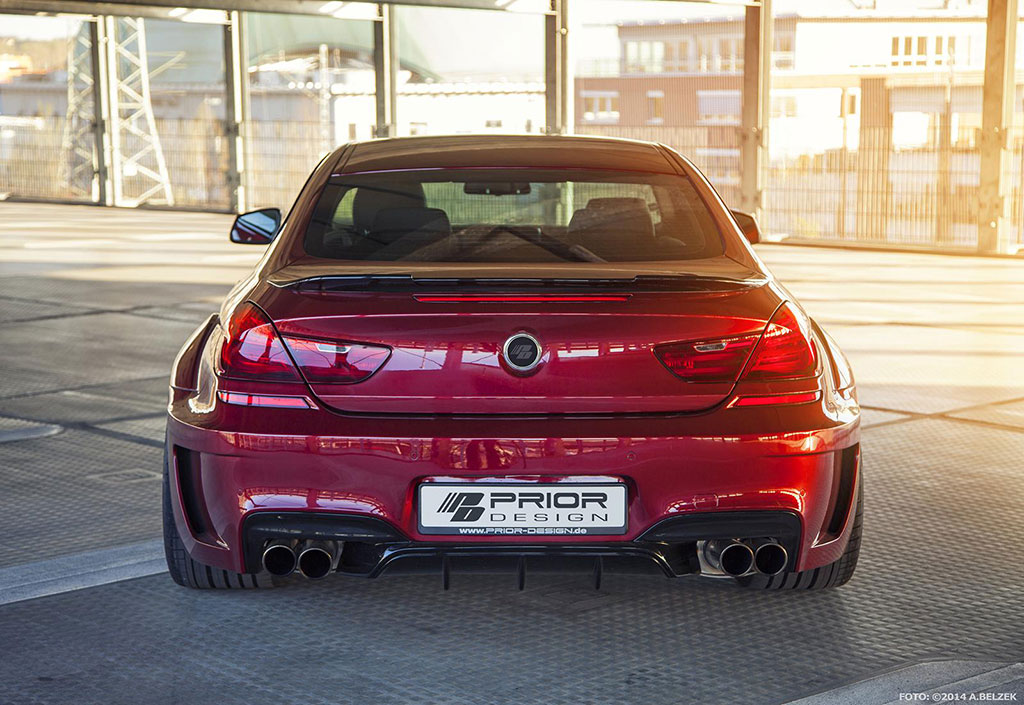 Prior Bmw 6 Series Coupe Wide Bodykit Photo 26 13891