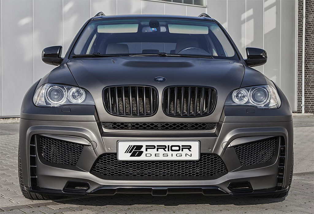 Prior Bmw X5m Photo 4 13656