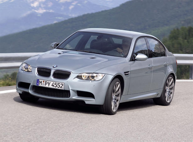 2008 BMW M3 Coupe and Sedan in US
