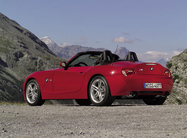 2008 Bmw Z4 M Roadster And Coupe