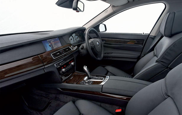 BMW 7 Series in UK