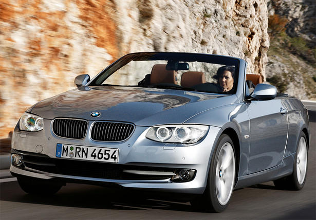 2011 BMW 3 Series Coupe Convertible facelift