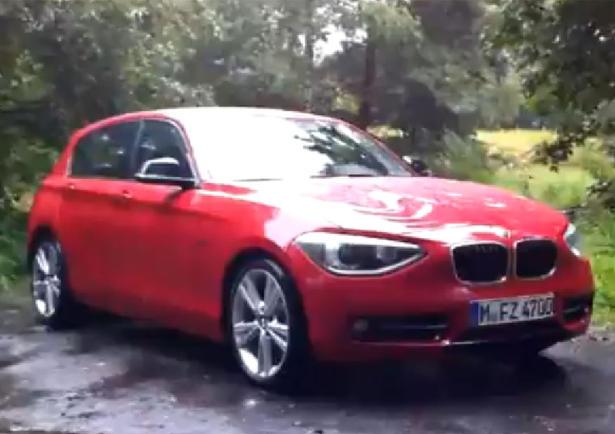 2012 bmw 1 series 5 door review video for 1 series 5 door