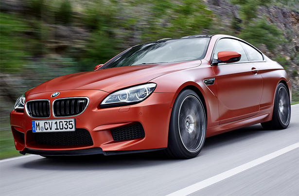 2015 Bmw M6 Facelift Coupe Convertible And Gran Coupe