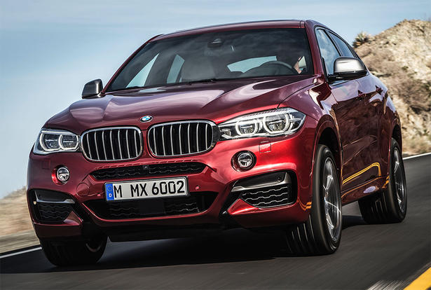 2015 BMW X6 M Sport Engines Specs And Equipment