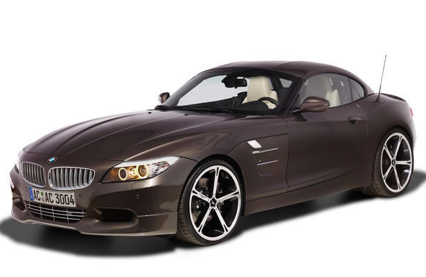 ac schnitzer 2009 bmw z4 e89. Black Bedroom Furniture Sets. Home Design Ideas