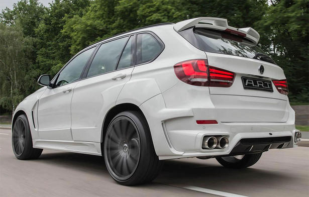 2014 Bmw X5 Body Kit By Art