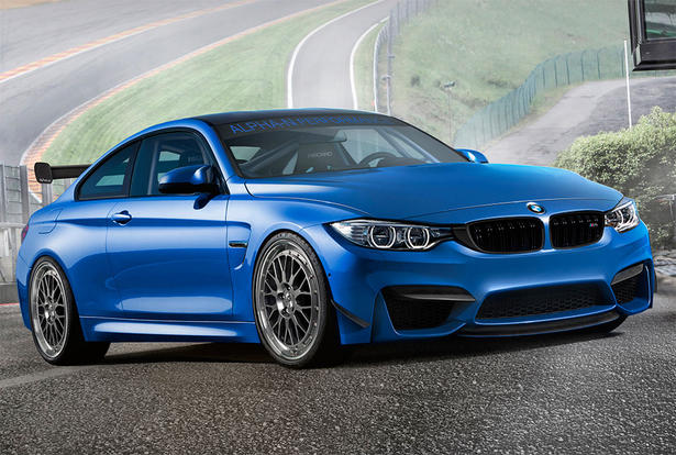 bmw m4 powerkit and body kit by alpha n performance. Black Bedroom Furniture Sets. Home Design Ideas