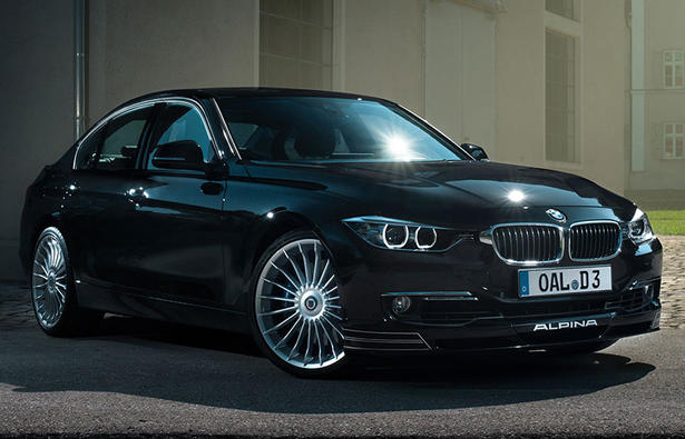 Alpina D Biturbo BMW Series Price - Bmw 3 series 2014 price