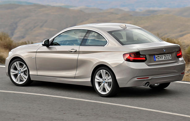 Series Coupe - Bmw 228i price