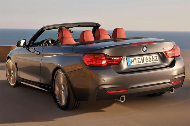 BMW 428I Convertible >> BMW 4 Series Convertible