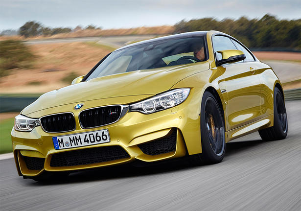 2014 BMW M3 and BMW M4
