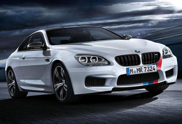 Bmw M5 And M6 M Performance
