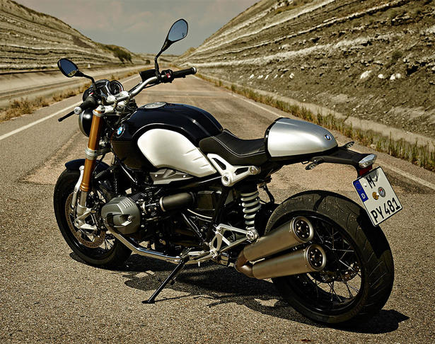 Bmw R Ninet Motorcycle