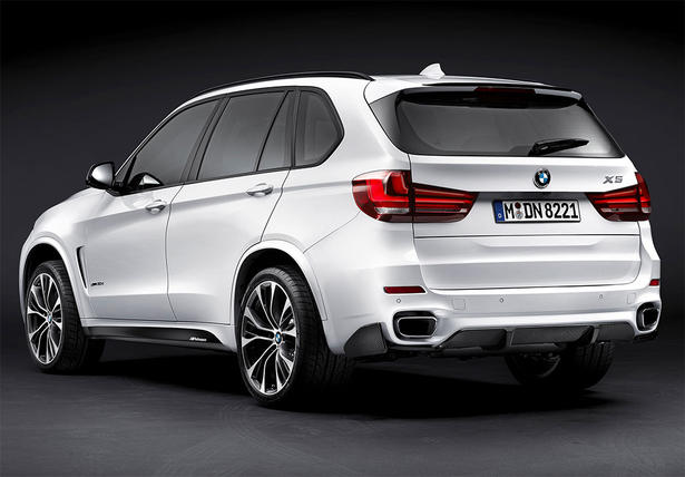 Bmw X5 M Performance Parts