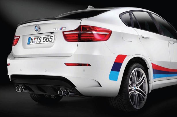 Bmw X6m Design Edition Leaked