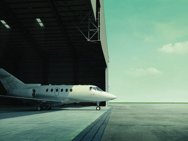 Bmw designed jet for Global design consultancy