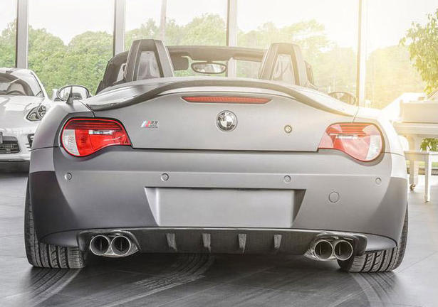 Carlex Bmw Z4 M Body Kit And Interior Upgrades