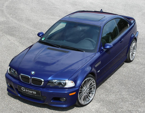 G Power Bmw M3 E46 And Z4 M