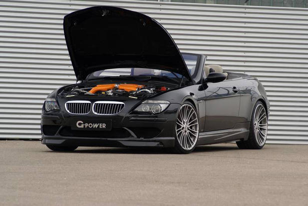 g power bmw m6 hurricane. Black Bedroom Furniture Sets. Home Design Ideas
