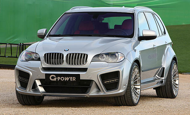 G Power Bmw X5 Typhoon