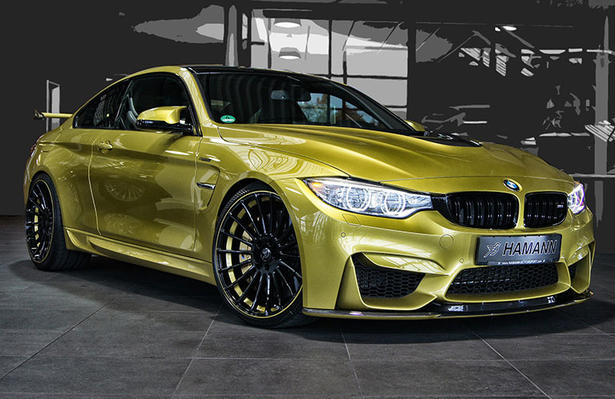 bmw m4 body kit by hamann. Black Bedroom Furniture Sets. Home Design Ideas