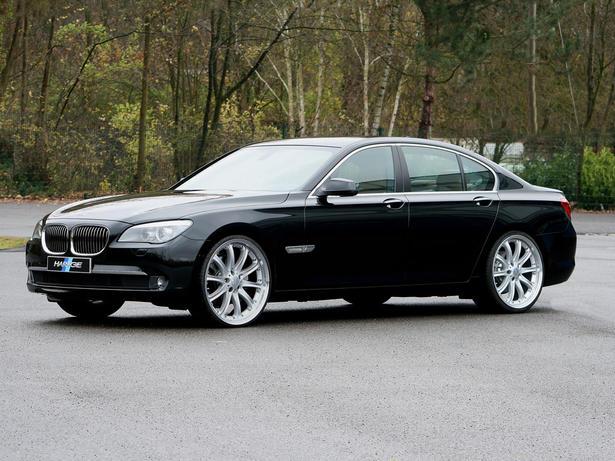2009 BMW 7 Series wheels