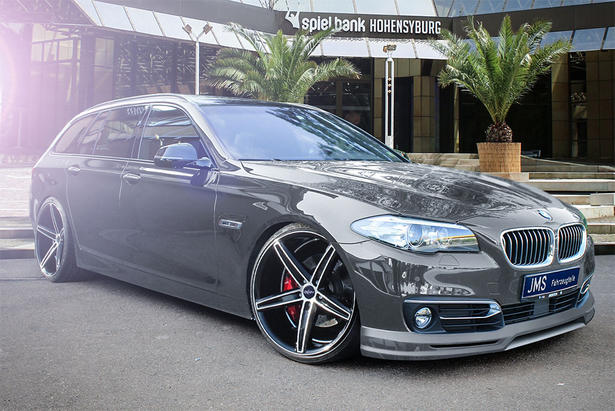 01 2014 bmw 5 series facelift bodykit by jms home