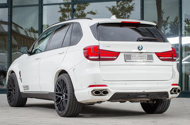 2014 Bmw X5 Powerkit And Body Kit By Kelleners