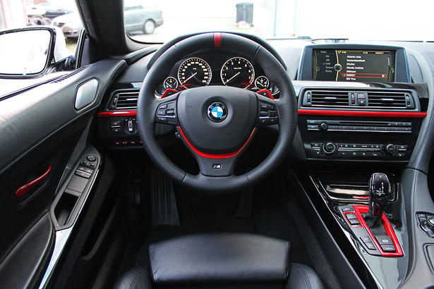 Bmw 650i Power And Styling Upgrades By Md