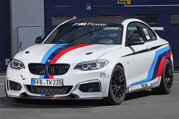 Bmw m235i powerkit body kit and performance upgrades by tuningwerk