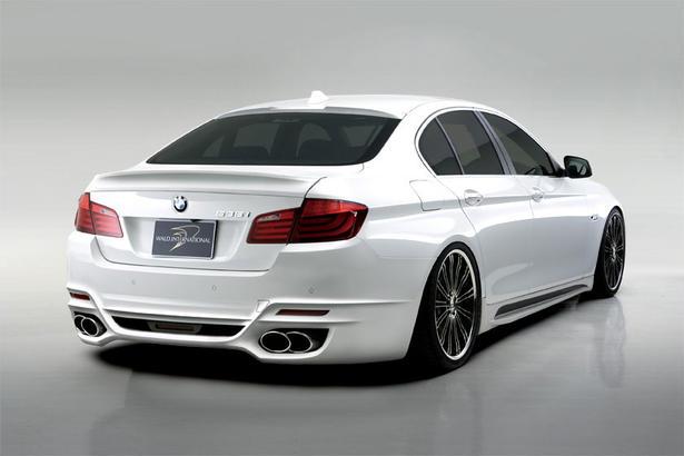 Wald 2011 BMW 5 Series