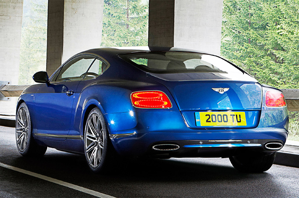 2013 Bentley Continental Gt Speed Photo 2 12405