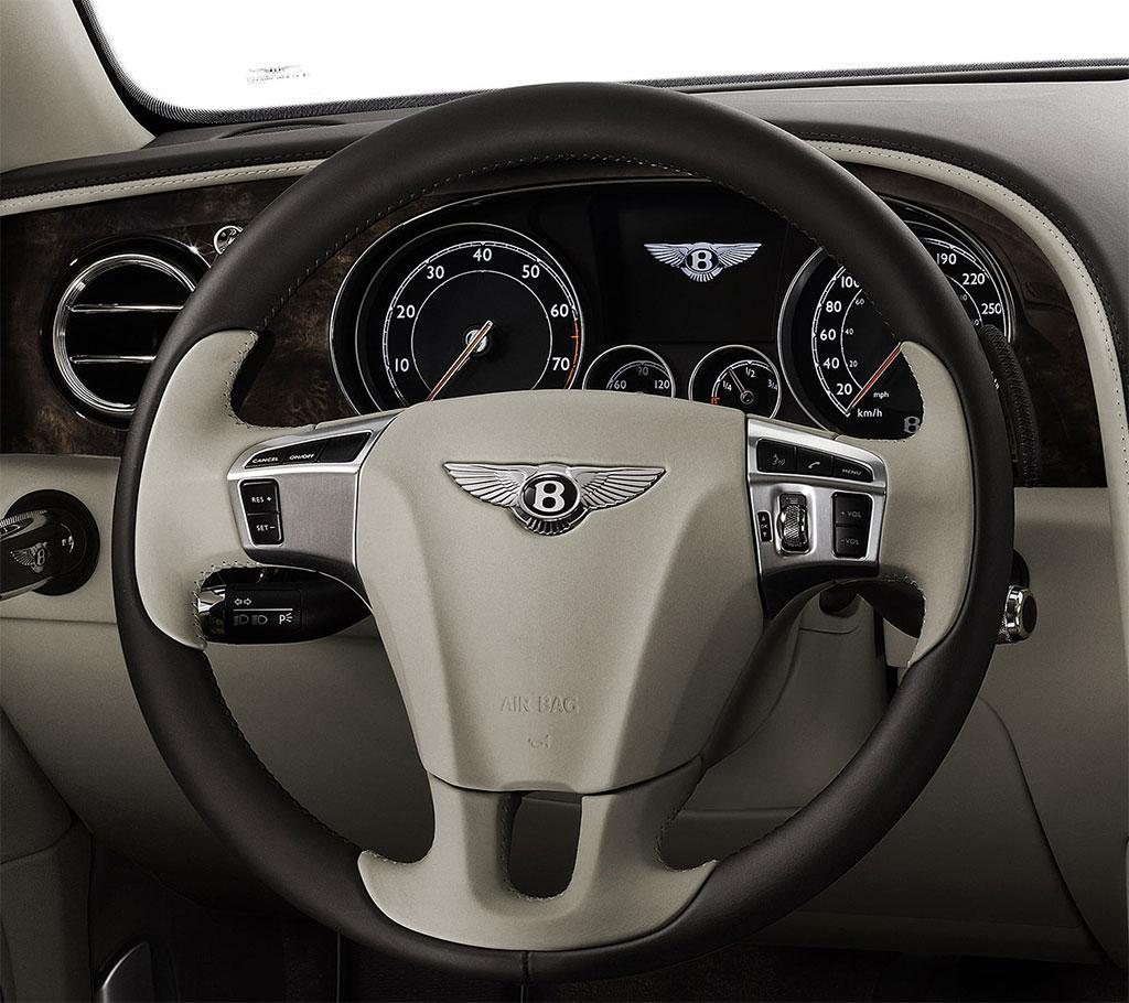 Modellbeschreibung Zum Bentley Continental Flying Spur: 2014 Bentley Continental Flying Spur Photo 15 12961