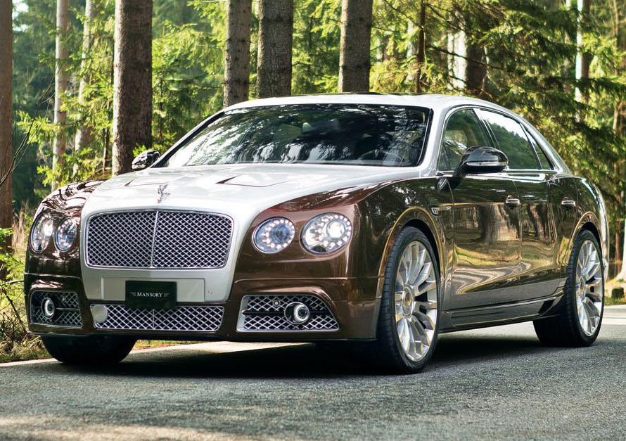 2014 Mansory Bentley Continental Flying Spur Photo 1 13861