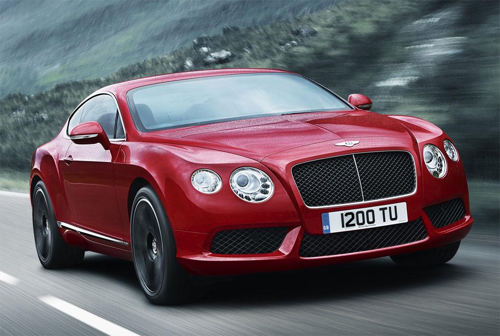 Bentley Continental Gt V8 Photo 8 11922