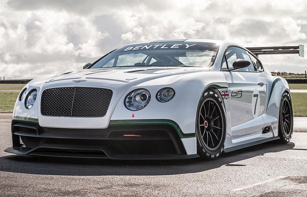 Bentley gt3 specs