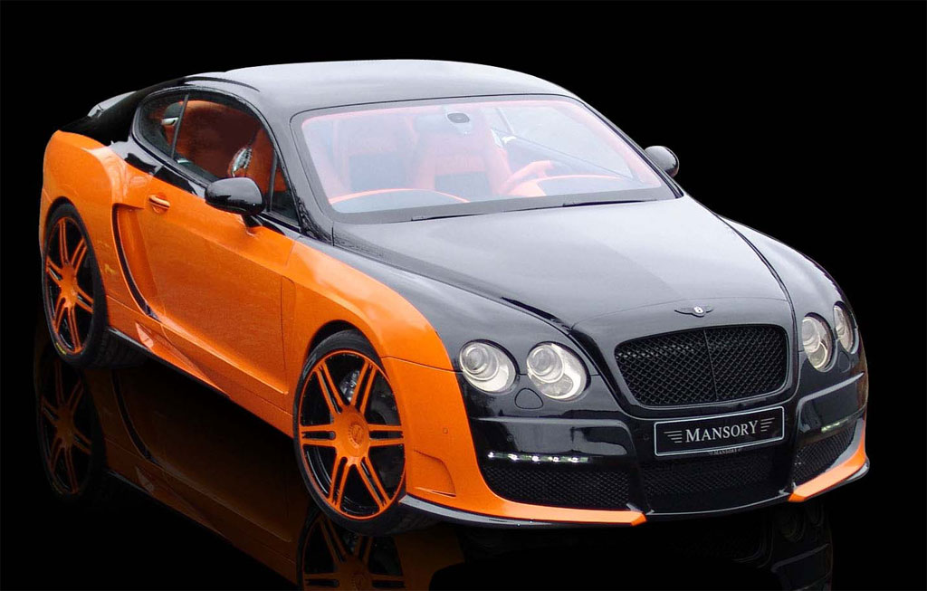 Le Mansory Bentley Continental Gt Photo 1 835