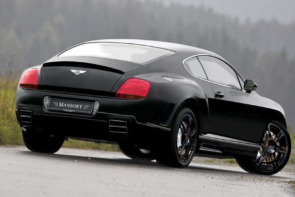Back to MANSORY Bentley Continental GT and GTC Gallery