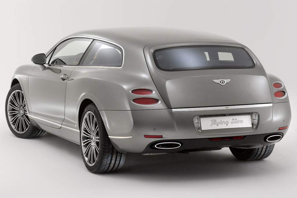 Touring Bentley Continental Flying Star Photos - Image 2