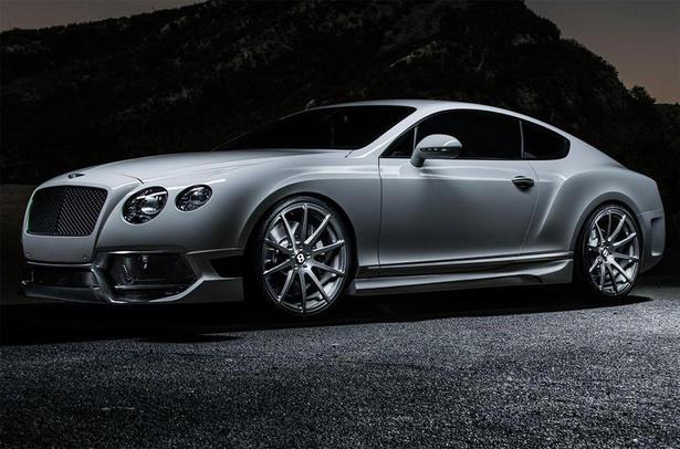 Superior Buick Gmc >> Vorsteiner Bentley Continental GT BR10 RS