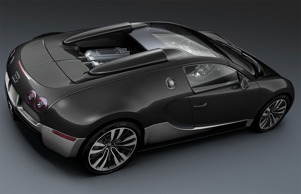 bugatti veyron grand sport grey carbon photo 3 7672