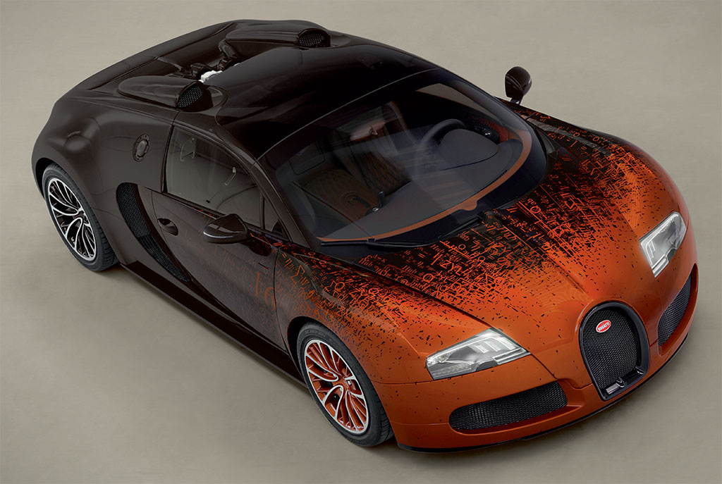 bugatti veyron grand sport venet photo 1 12769. Black Bedroom Furniture Sets. Home Design Ideas