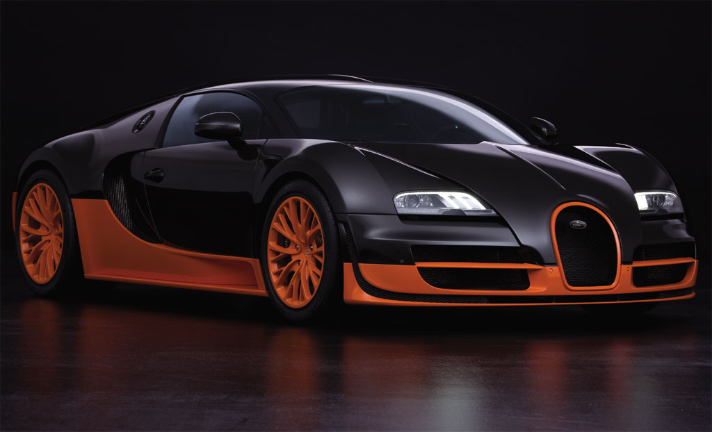 Bugatti Veyron Super Sport Photo 9 8823