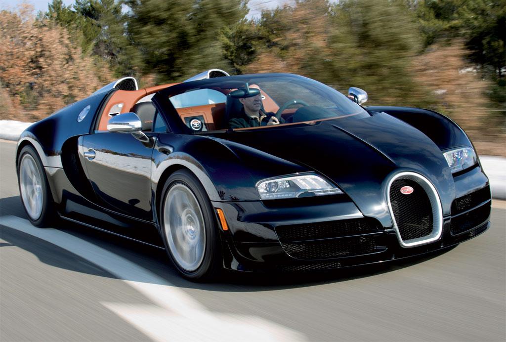 Bugatti Veyron Vitesse Photo 1 12122