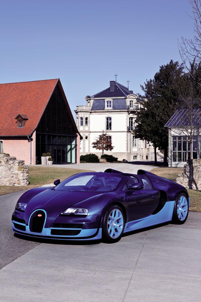 bugatti veyron vitesse photo 19 12122. Black Bedroom Furniture Sets. Home Design Ideas