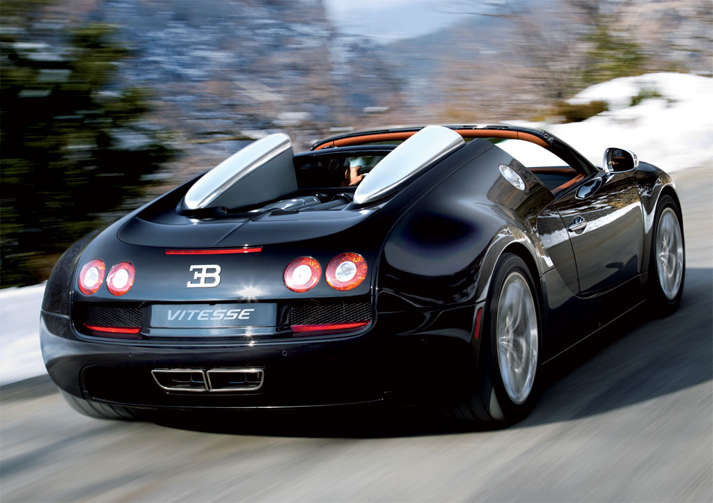 bugatti veyron vitesse photo 2 12122. Black Bedroom Furniture Sets. Home Design Ideas