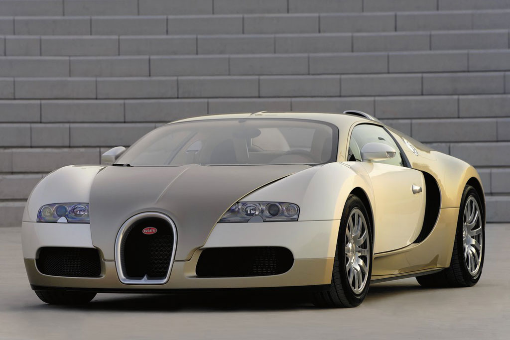 Gold Bugatti Veyron Photo 2 5637