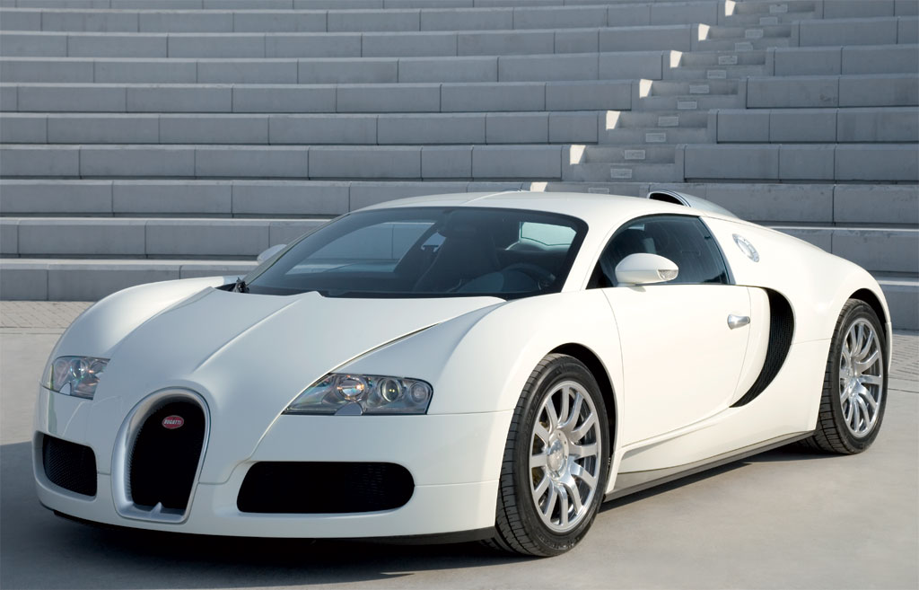 white bugatti photo veyron 5678